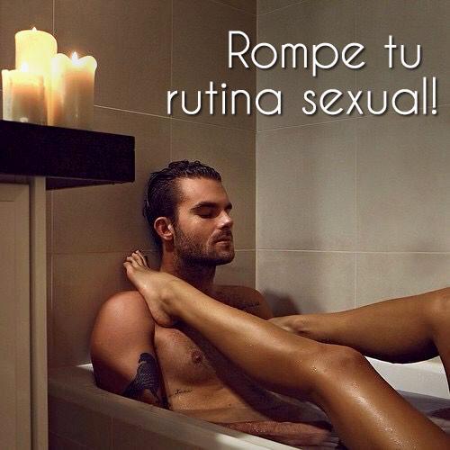 rutina sexual