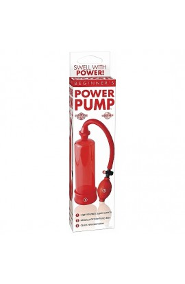 BEGINNERS POWER PUMP RED - Imagen 1