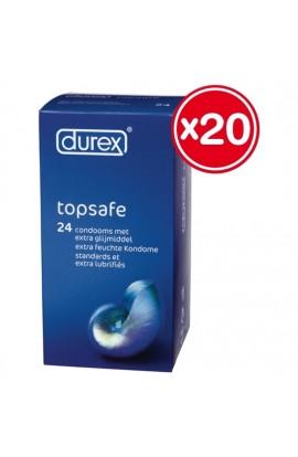 DUREX EXTRA SAFE 3 X 20 PCS - Imagen 1