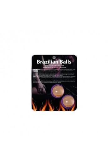 SECRET PLAY BRAZILIAN BALLS EFECTO CALOR - Imagen 1