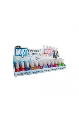 MINI MOIST DISPLAY LUBRICANTES 36 PCS - Imagen 1