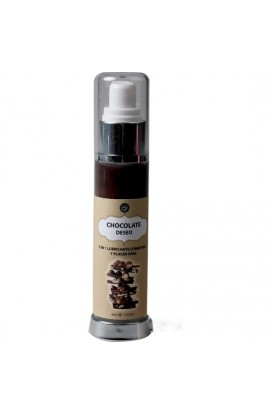 LUBRICANTE COMESTIBLE CHOCOLATE AVELLANAS 50 ML. - Imagen 1