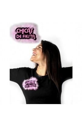 BROCHE CHICAS DE FIESTA - Imagen 1