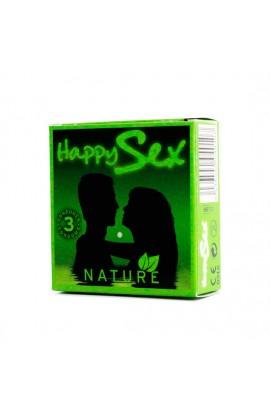 HAPPY SEX NATURE 3 UDS - Imagen 1