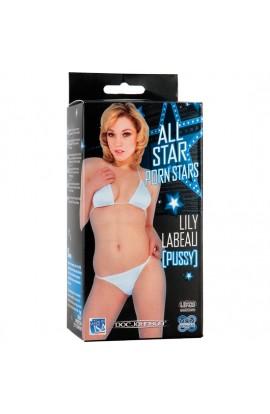 ALL STAR PORN STARS MINI VAGINA LILY LEBEAU - Imagen 1