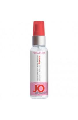 JO FOR WOMEN LUBRICANTE PREMIUM EFECTO CALOR 60 ML - Imagen 1