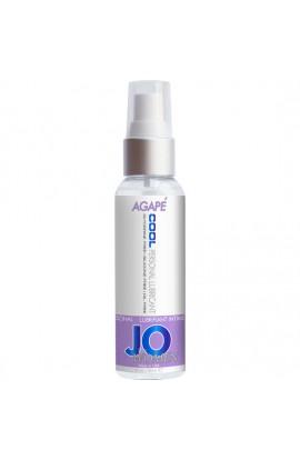 JO FOR WOMEN LUBRICANTE AGAPE EFECTO FRIO 60 ML - Imagen 1