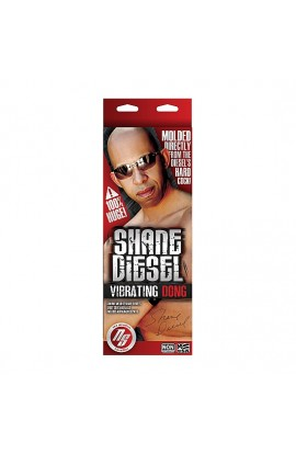 SHANE DIESEL DILDO REALISTICO VIBRADOR - Imagen 1