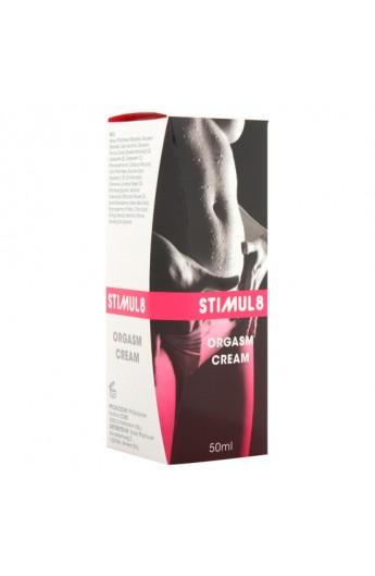 STIMUL8 CREMA DE ORGASMO - Imagen 1