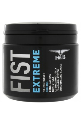 MISTER B FIST EXTREME LUBRICANTE SILICONA 500 ML - Imagen 1