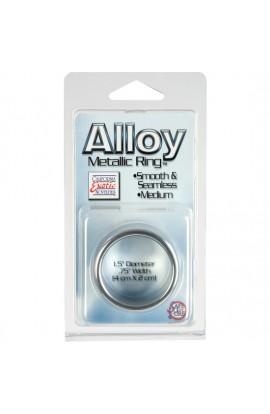 ALLOY METALLIC RING M - Imagen 1