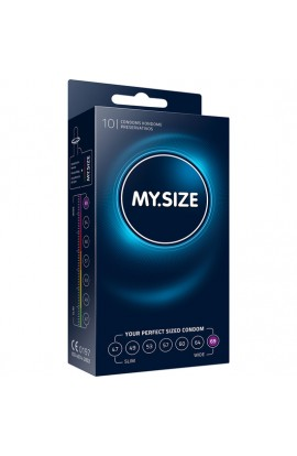MYSIZE 69 PRESERVATIVOS 10 UDS - Imagen 1