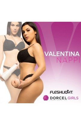 FLESHLIGHT DORCEL GIRLS VALENTINA NAPPI - Imagen 1