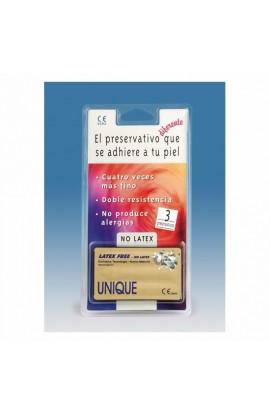 UNIQUE PULL SIN LATEX 3 UDS. - Imagen 1