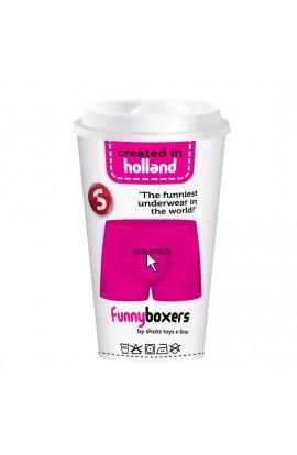 FUNNY BOXERS SKIP INTRO ROSA - Imagen 1