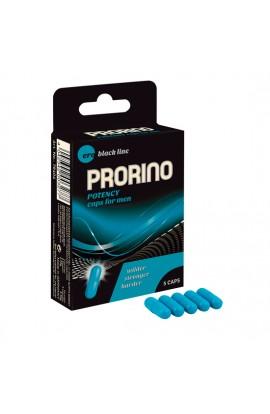 ERO PRORINO 5 CAPSULAS POTENCIA PARA HOMBRE - Imagen 1