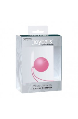 JOYBALLS SINGLE ROSA CHICLE - Imagen 1