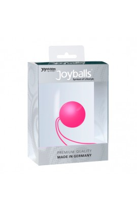 JOYBALLS SINGLE ROSA - Imagen 1
