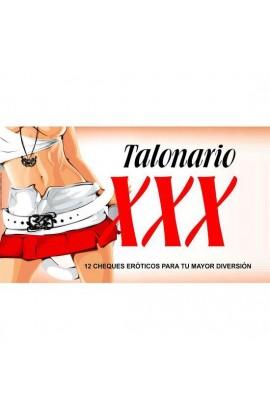 TALONARIO XXX - Imagen 1