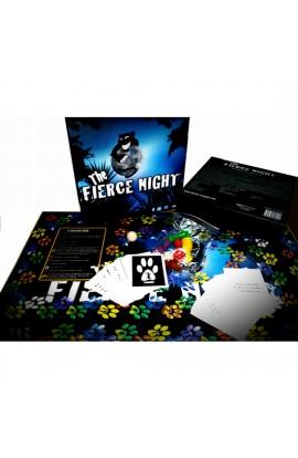 THE FIERCE NIGHT JUEGO DE MESA - Imagen 1