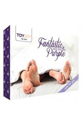 FANTASTIC PURPLE KIT DE JUGUETES SEXUALES - Imagen 1