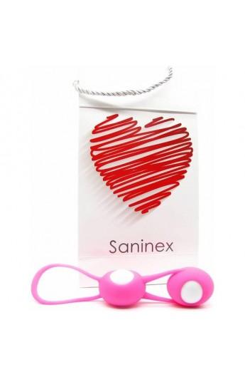 SANINEX ESFERAS OVALES MULTI ORGASMIC WOMAN - Imagen 1