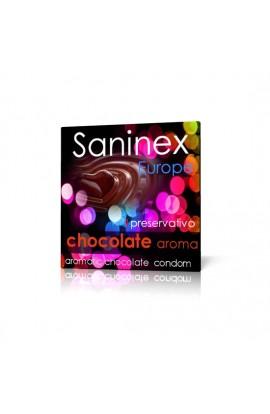 SANINEX LISO AROMATICO CHOCOLATE 1 UD - Imagen 1