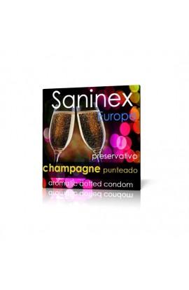 SANINEX PUNTEADO AROMATICO CHAMPAGNE 1 UD - Imagen 1