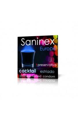 SANINEX COCKTAIL ESTRIADO AROMATICO 1 UD - Imagen 1