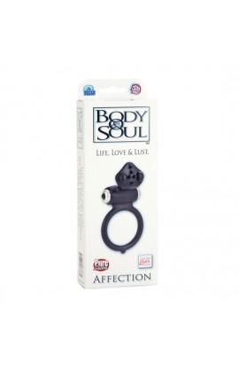 BODY AND SOUL INFATUATION ANILLO PENE NEGRO - Imagen 1