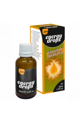 ERO ENERGY DROPS TAURIN AND GUARANA - Imagen 1