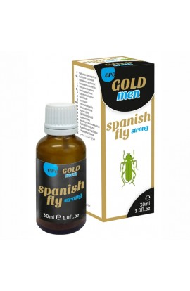 ERO SPANISH FLY GOLD STRONG FOR MEN - Imagen 1