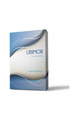 LIBIMOR 10 CÁPSULAS 390MG - Imagen 1