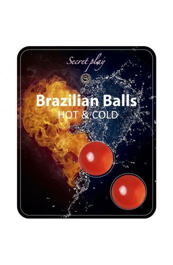 SET 2 BRAZILIAN BALLS FRÍO/CALOR - Imagen 1