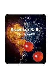 SET 2 BRAZILIAN BALLS FRÍO/CALOR
