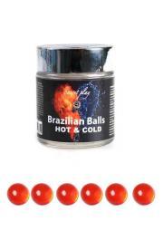TARRO 6 BRAZILIAN BALLS FRÍO/CALOR