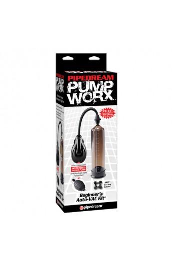 PUMP WORX BOMBA DE SUCCION AUTOMATICA PARA PRINCIPIANTES - Imagen 1