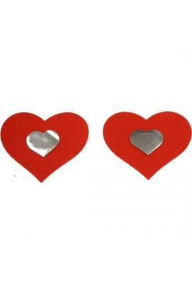 CARAMEL NUIT - PEZONERAS RED HEART ROJO - Imagen 1