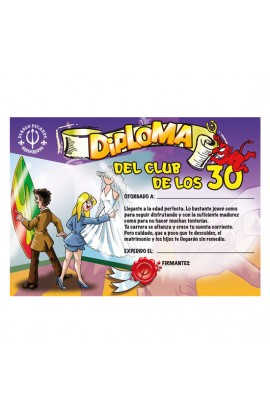 DIPLOMA 30 AÑOS - Imagen 1