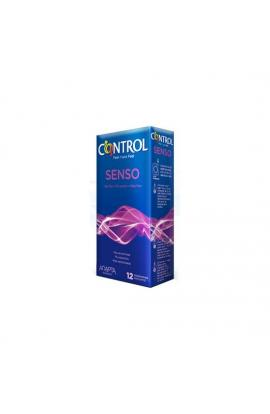 PRESERVATIVOS CONTROL SENSO 12UDS - Imagen 1