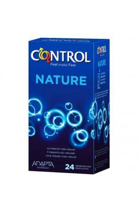 PRESERVATIVOS CONTROL NATURE 24 UDS - Imagen 1