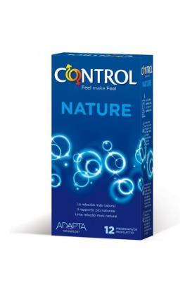 PRESERVATIVOS CONTROL NATURE 12UDS - Imagen 1