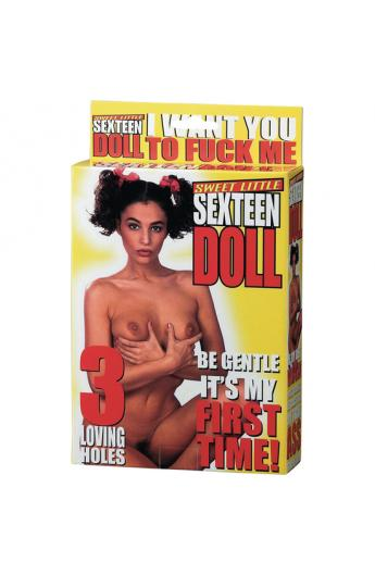 SWEET LITTLE SEXTEEN DOLL - Imagen 1