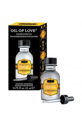 OIL OF LOVE COCO - 22ML - Imagen 1