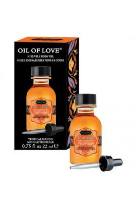 OIL OF LOVE MANGO - 22ML - Imagen 1