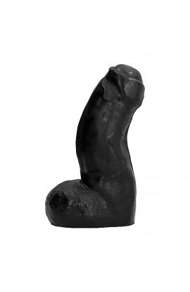 ALL BLACK PENE REALÍSTICO 17CM - Imagen 1