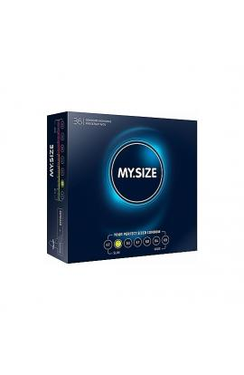 MY SIZE PRESERVATIVOS 49MM - 36UDS - Imagen 1