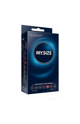 MY SIZE PRESERVATIVOS 60MM - 10UDS - Imagen 1