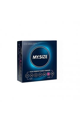 MY SIZE PRESERVATIVOS 64MM - 3UDS - Imagen 1