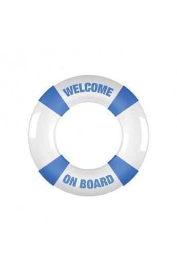 ANILLO PARA EL PENE BUOY WELCOME ON BOARD - Imagen 1